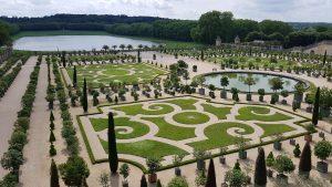 Versailles Garden Paris