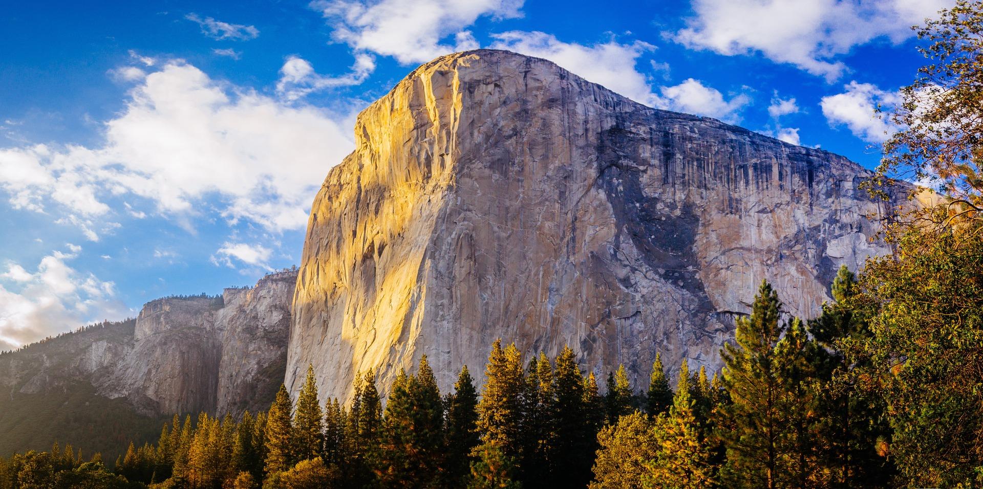 Rocky Mountains (Yosemite Valley)
