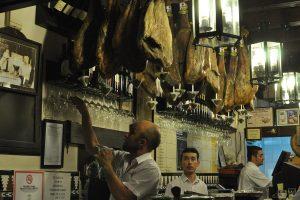 Spain - Seville Tapas Bar