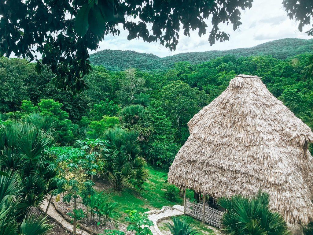 Eco-lodge photo by Chelsea Wiersma