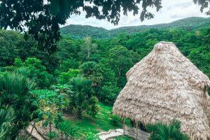 Eco Tourism - Eco-lodge photo by Chelsea Wiersma