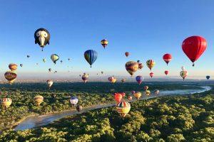 albuquerque-Hot Air Balloons