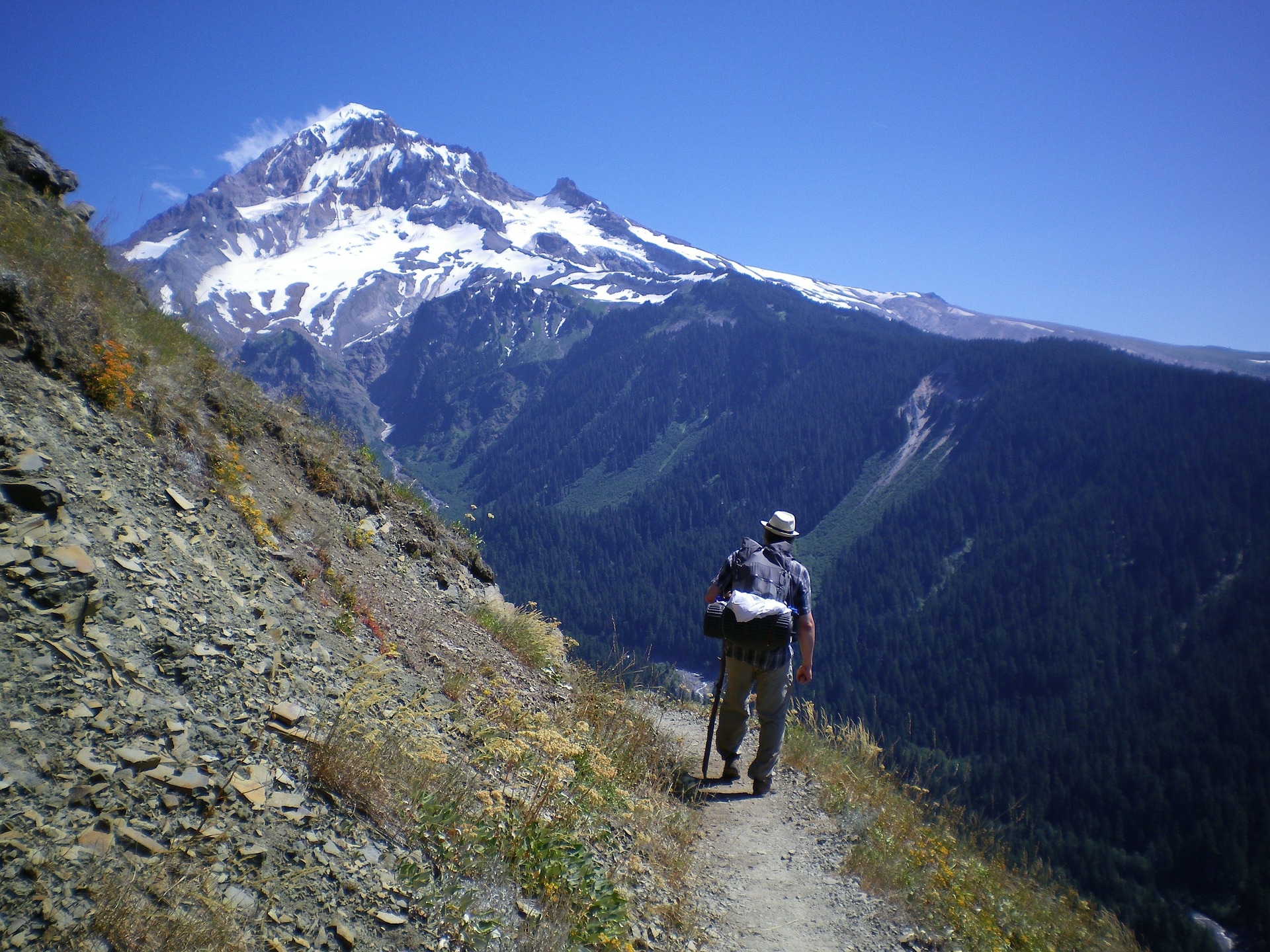 hiking-pacific crest trail