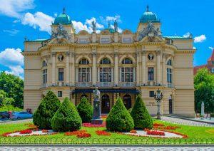 Krakow City Theatre, Poland