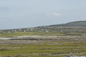 Aran Island mountain village