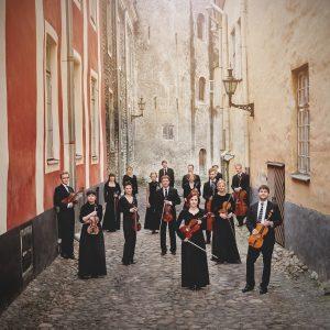 Music in Tallinn Old Town. Courtesy of Visit Estonia. Photo: Kaupo Kikkas