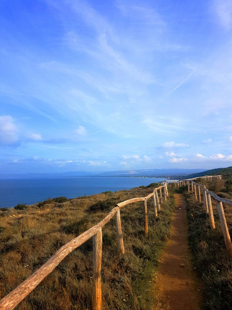 Path from Porto Torres to Platamona. Photo: Torrance McCartney