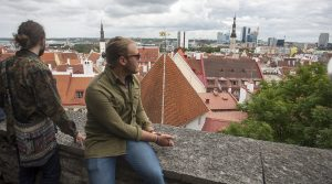 Overview of Tallinn Old Town. Courtesy of Visit Estonia. Photo by Jürgen Voolaid