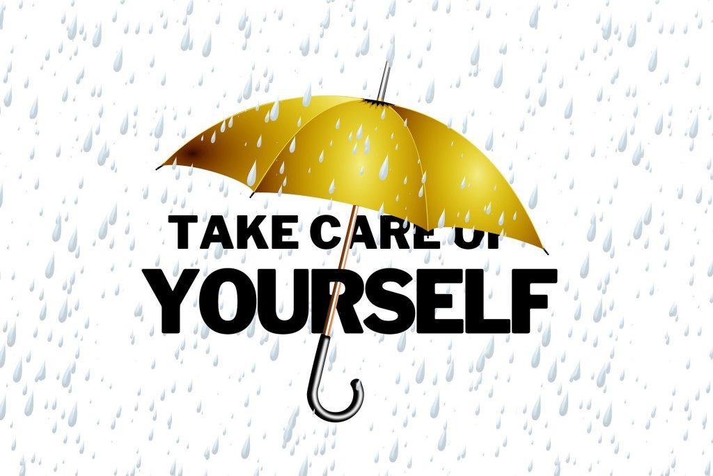Self Care umbrella