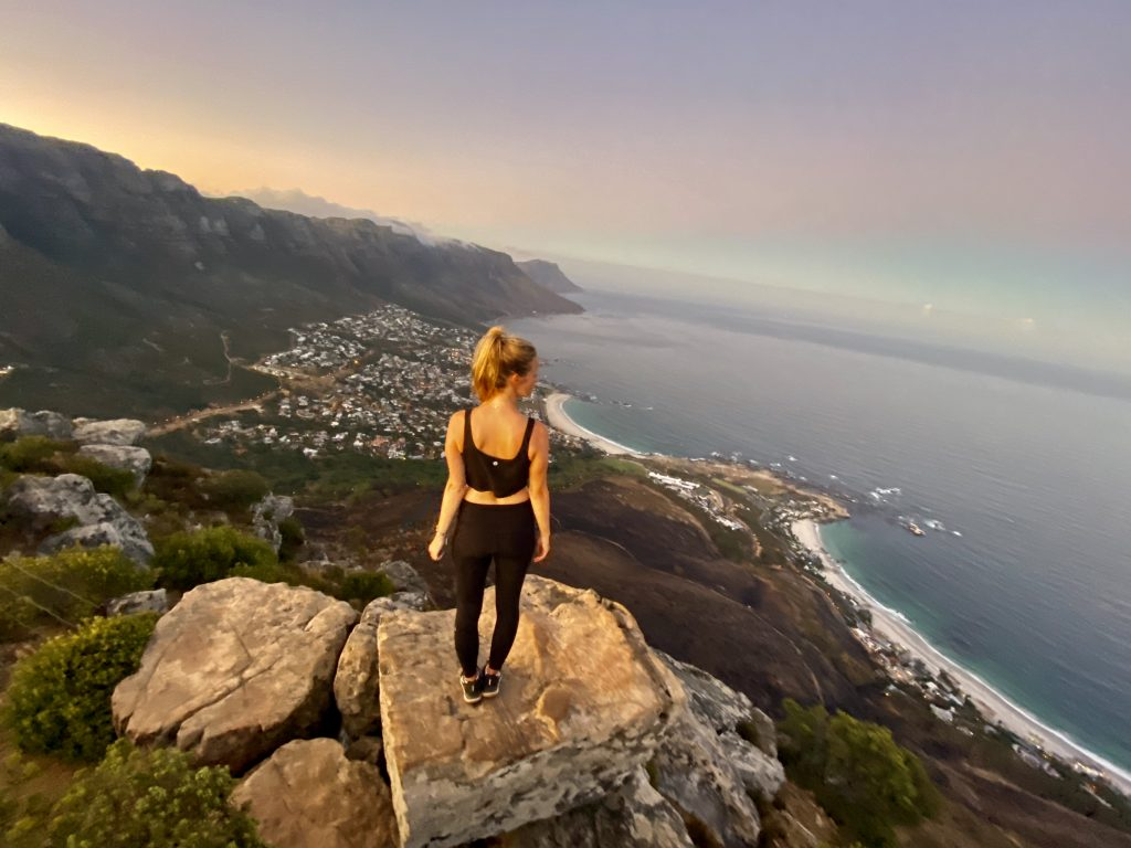 Lion's Head, my favourite Cape Town hike