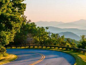 Road Trip Blue Ridge Parkway. Credit: Pixabay