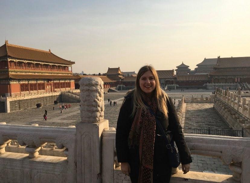 Forbidden City. Photo: Lydia Klemensowicz