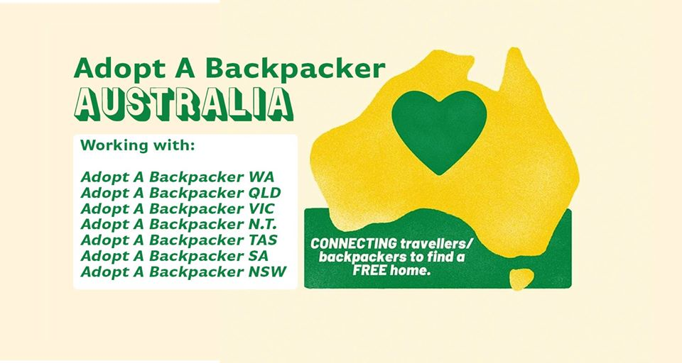 Adopt a Backpacker FB page