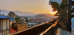 Yog Hostel, Kathmandu. Photo: Jennifer Richardson
