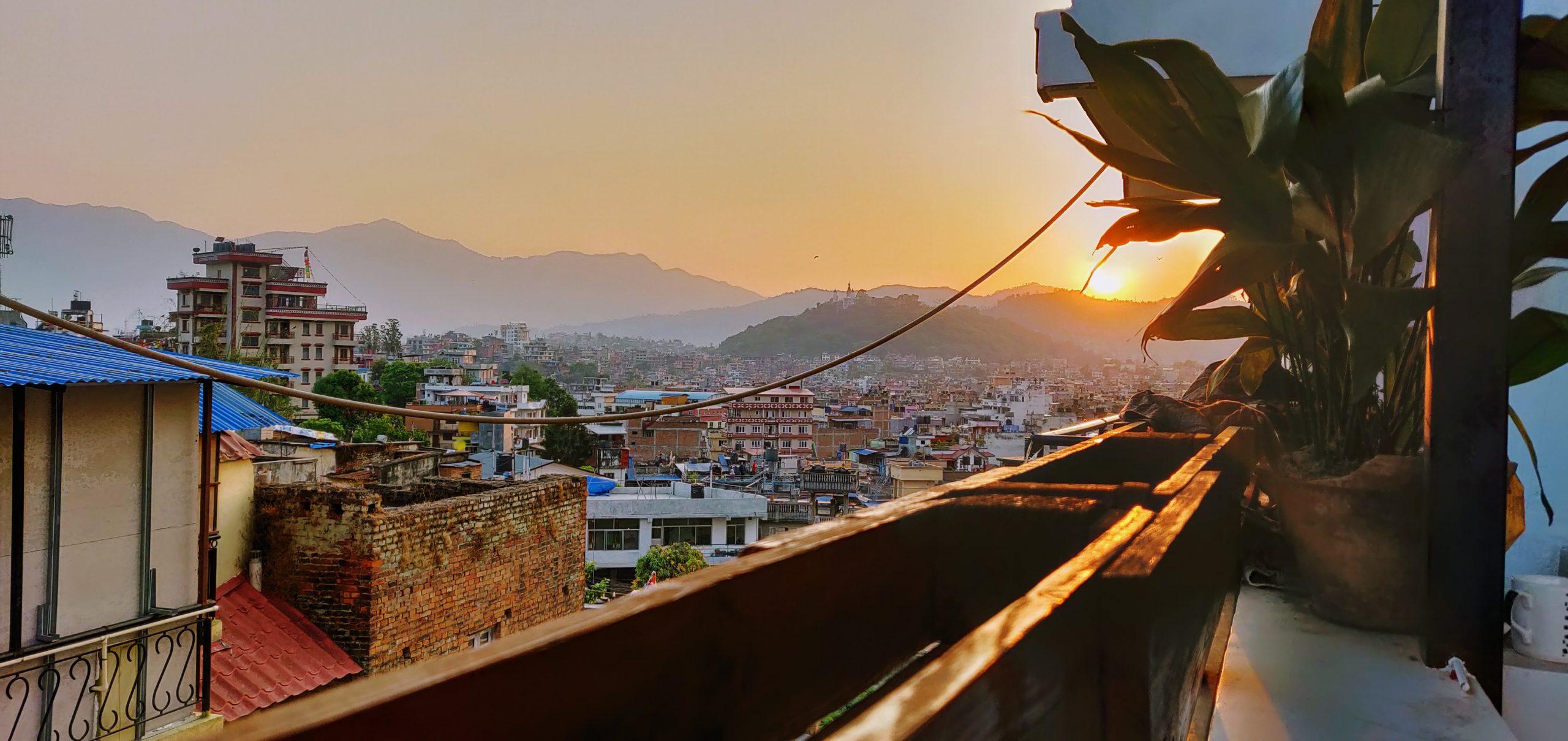 Community - Yog Hostel, Kathmandu. Photo: Jennifer Richardson