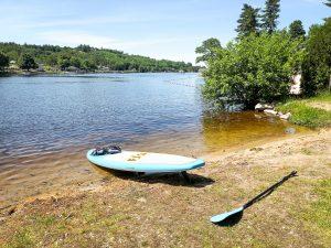 Lake Winnipesaukee, New Hampshire. Photo: Kellie Paxian