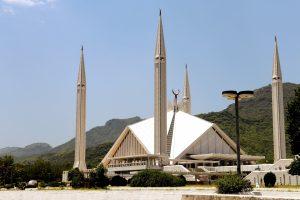 Pakistan faisal-mosque
