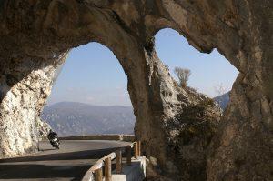 Road trip on mototcycle