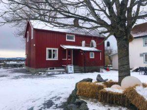 Klostergården Farm House Norway. Photo: Terri Marshall