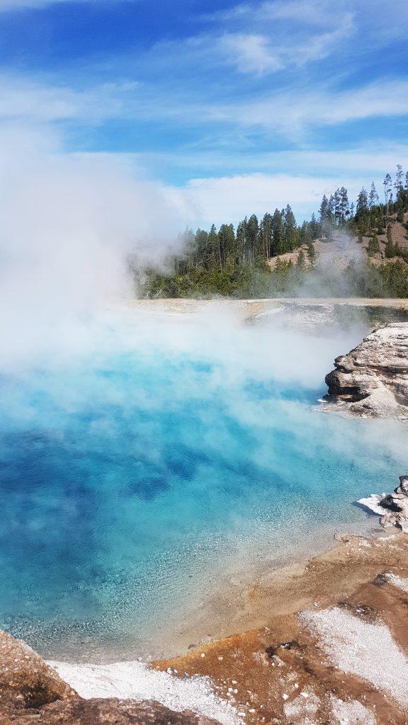 Yellowstone. Photo: Torrance McCartney