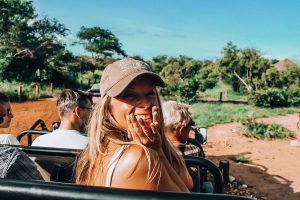All smiles in Kruger with Brett Horley Safaris
