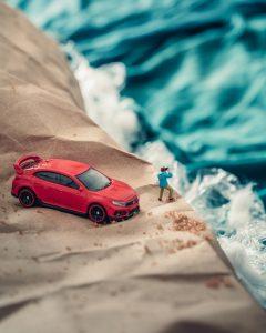 Honda on the Beach. Photo: Erin Sullivan