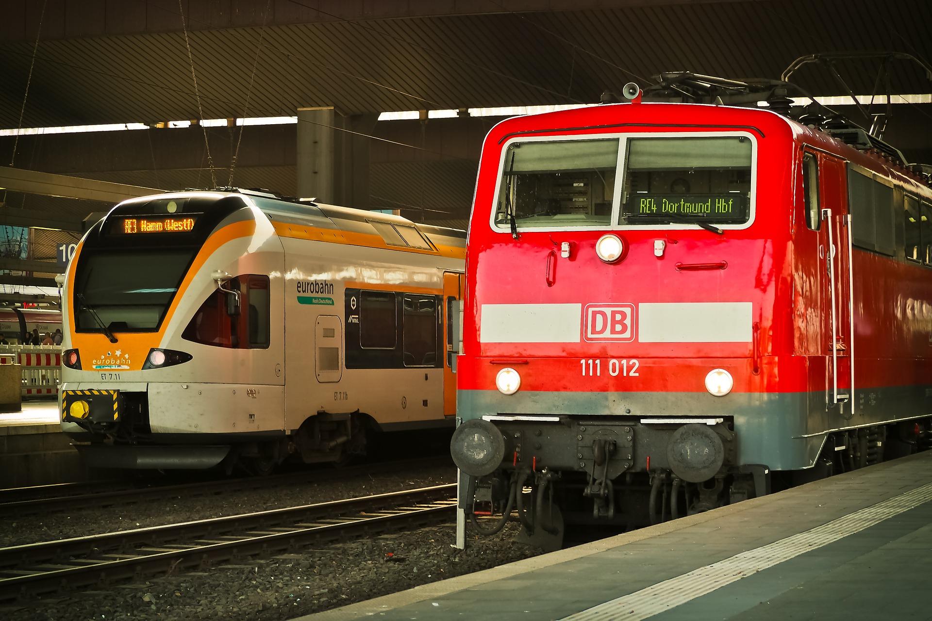 Railway transport