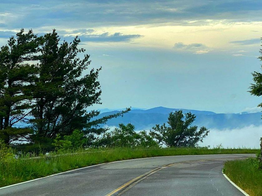 Road Trip Cherohala Skydrive Tennessee