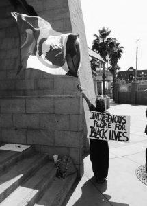 Black Lives Matter. Courtesy of Mike Von (unsplash)
