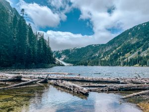 Falls Lake, BC. Photo: Kellie Paxian