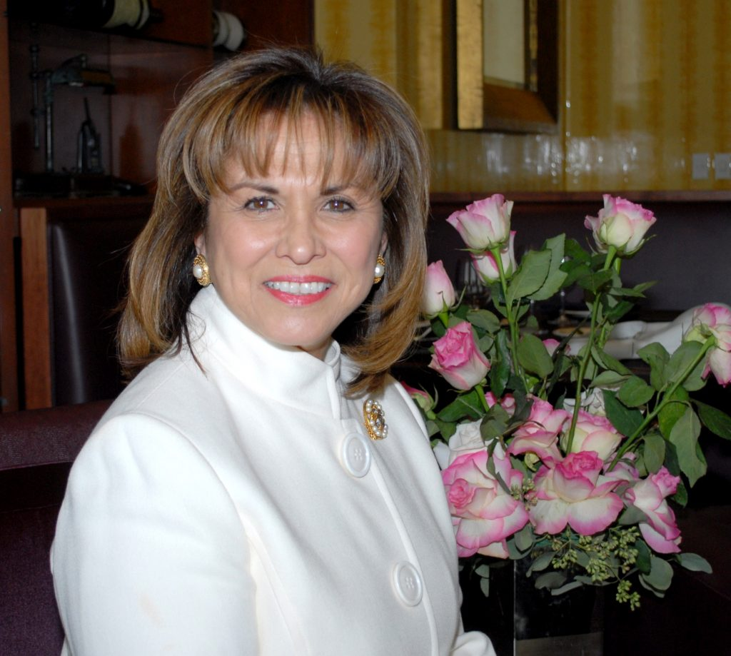 Helen Hernandez, CEO of NATJA
