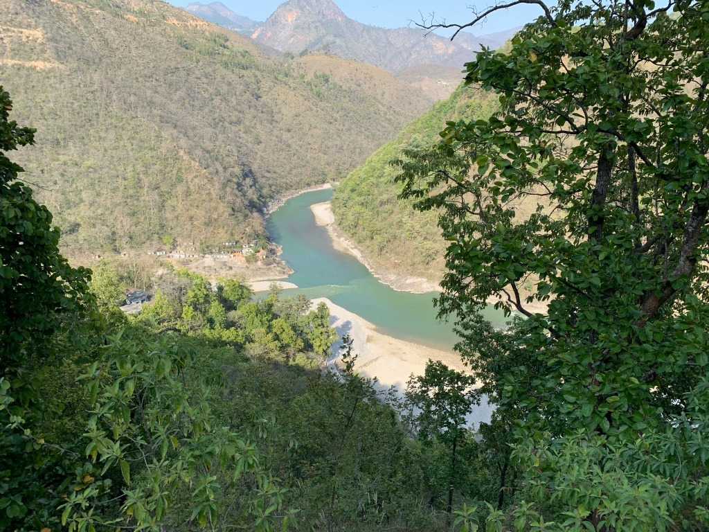 Junction-of-the-Sarayu-River-and-Mahakali-River-famous-for-golden-masheer-fishing.--in-Champawat. Photo: Anietra Hamper