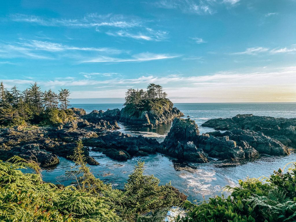 Lighthouse Loop, Ucluelet, BC. Photo: Kellie Paxian