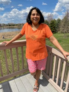 Freelance travel writer Manali Shah