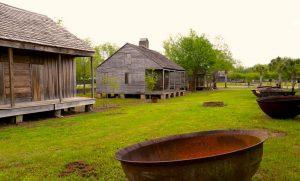 Whitney Slave Quarter Photo courtesy of The Whitney Plantation