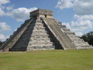 Chichen-itza in Mexio