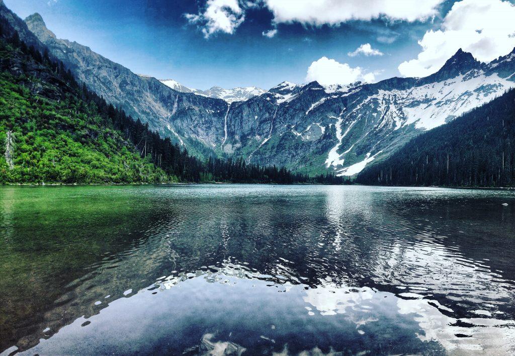 Avalanche Lake. Photo: Ali Wunderman