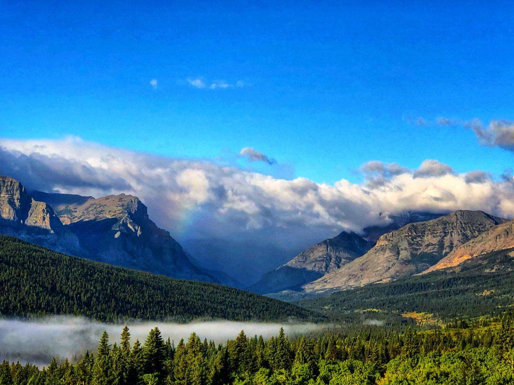 East Glacier. Photo: Ali Wunderman