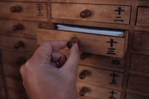 Fortune drawer photo by Trixie Pacis