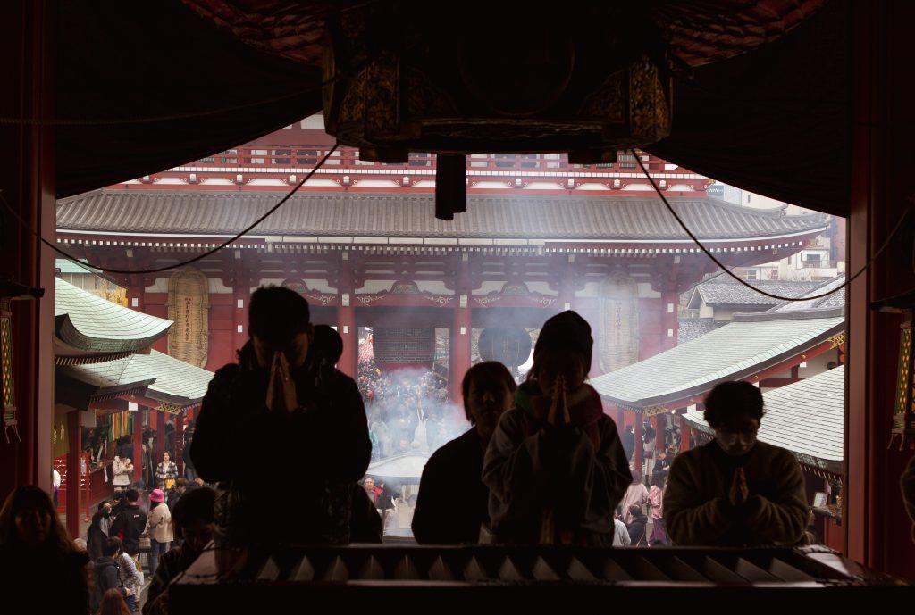 Meiji Jingu Shrine. Photo: Trixie Pacis