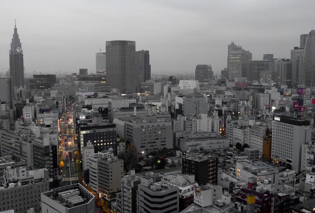 Tokyo. Photo: Trixie Pacis