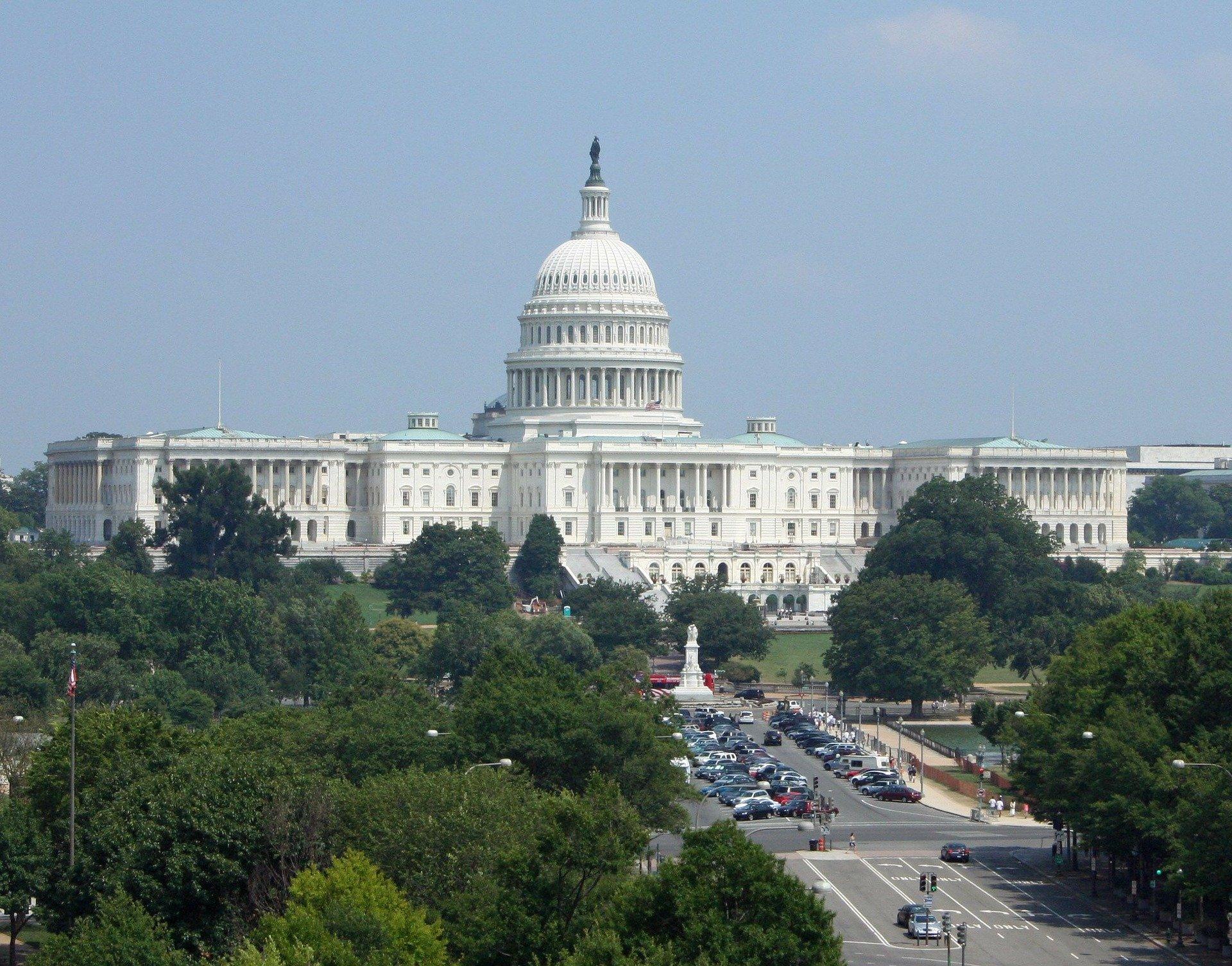 U.S. Capitol Hill Congress