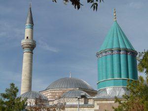 Konya Rumi's Tomb
