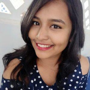 Content specialist Lipsa Das