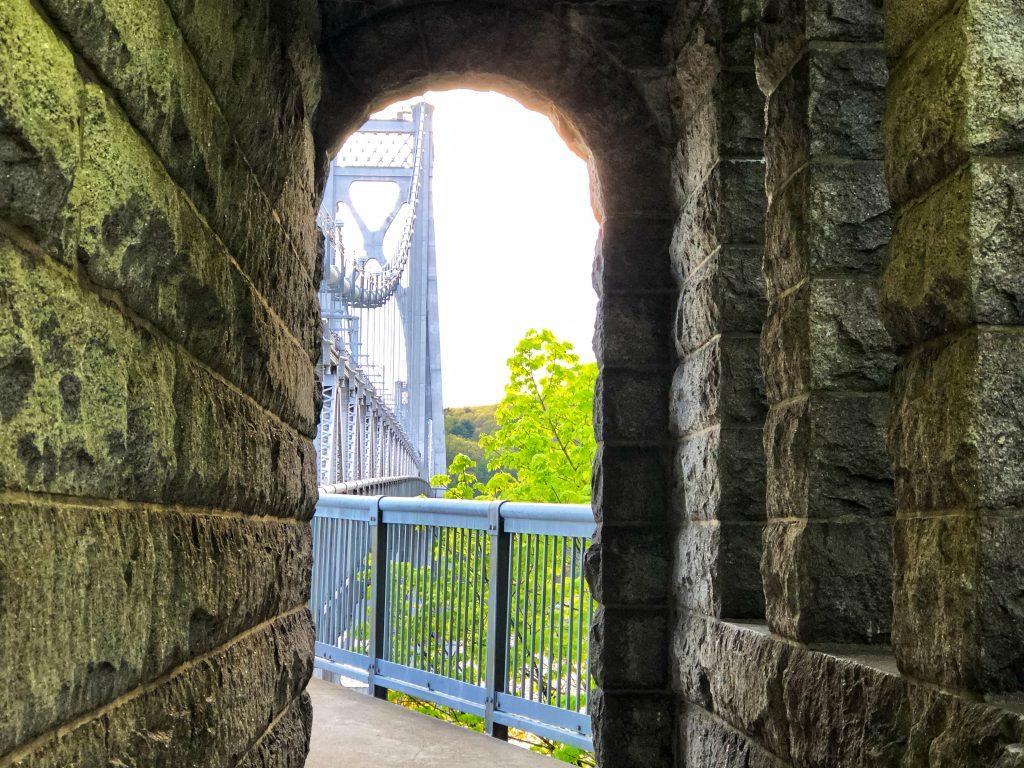 NY Mid Hudson Bridge. Photo: Terri Marshall