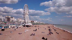Brighton Beach Ferris wheel