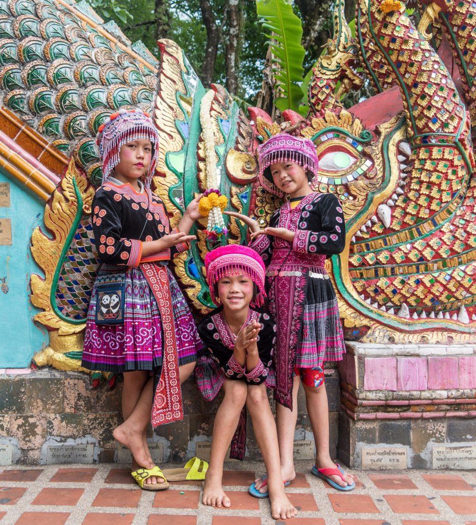 Chiang Mai girls - diversity in travel