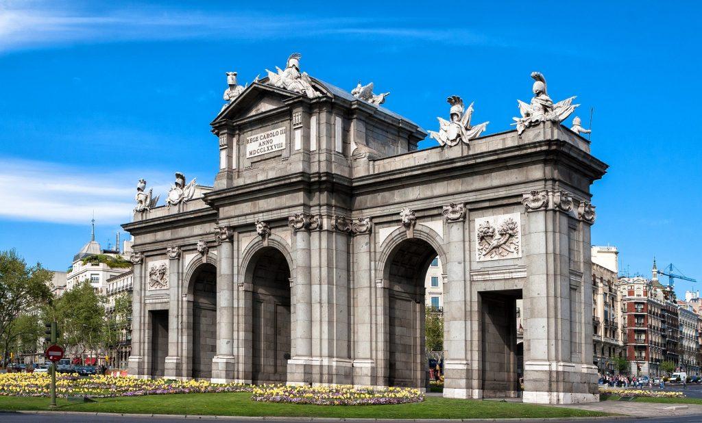 madrid-monument