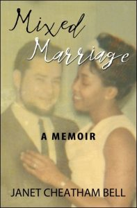 Mixed Marriage book cover by Janet Cheatham Bell