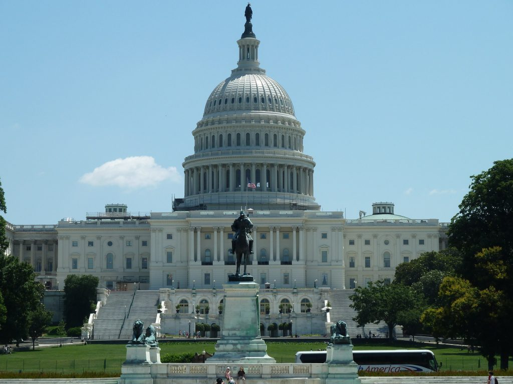 U.S. Capitol Building - Congress